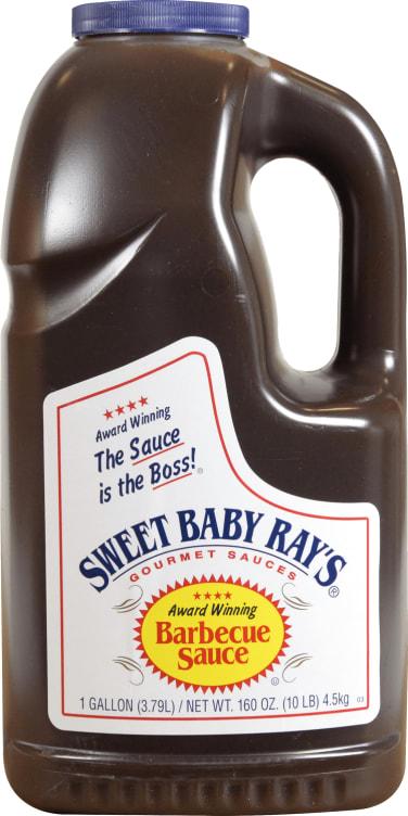 Bilde nr. 1 av 2 - BBQ SAUS 3,78L SWEET BABY RAYS