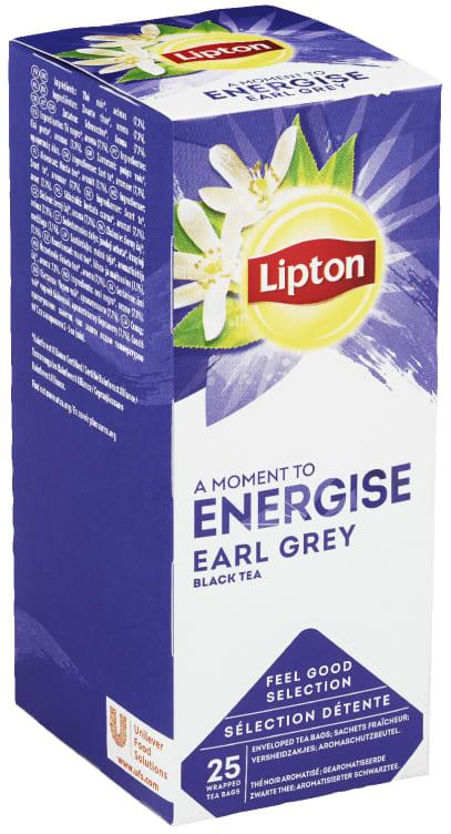 Bilde nr. 1 av 2 - Earl Grey te 25ps Lipton