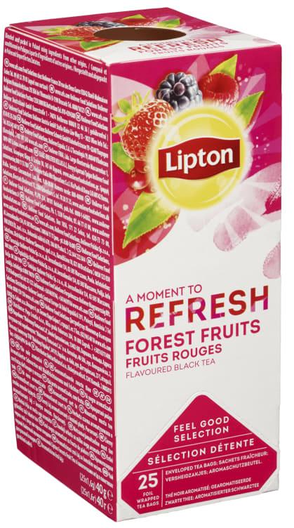 Bilde nr. 1 av 2 - Forest Fruits te 25ps Lipton
