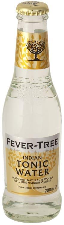 Bilde nr. 1 av 2 - TONIC WATER 0,2L FL FEVER-TREE