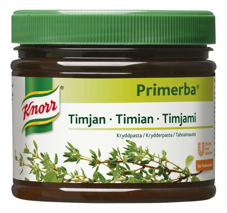 Bilde av Timian Krydderpasta 340g Knorr