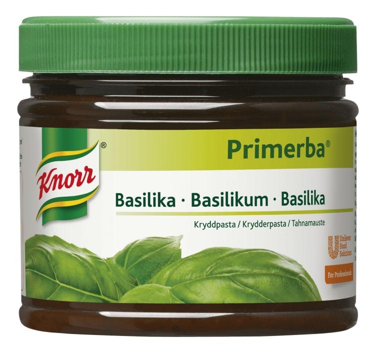 Bilde av Basilikum Krydderpasta 340g Knorr