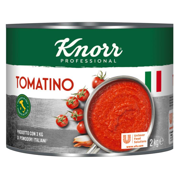 Bilde av Tomatino tomatsaus flytende (konserver) 2kg Knorr