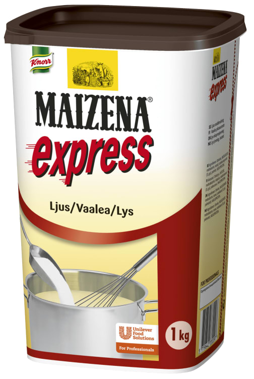 Bilde av Express Lys Jevner 1kg Maizena