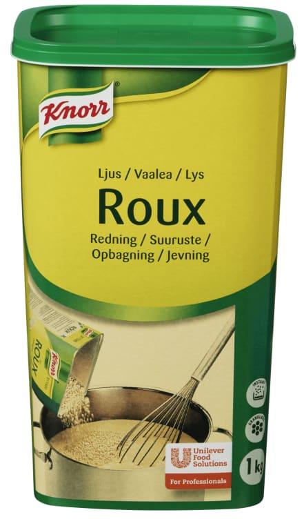 Bilde av Roux Lys stivelse 1kg Knorr