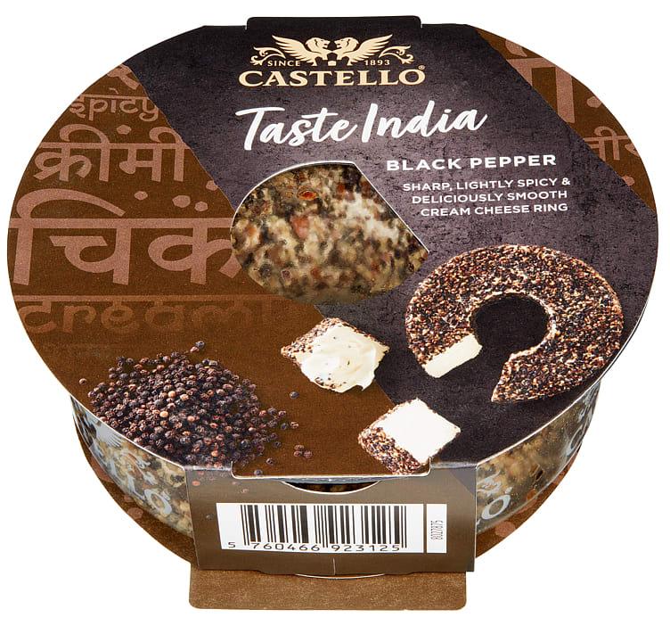 Bilde nr. 1 av 2 - CASTELLO KREMOST PEPPER 125G