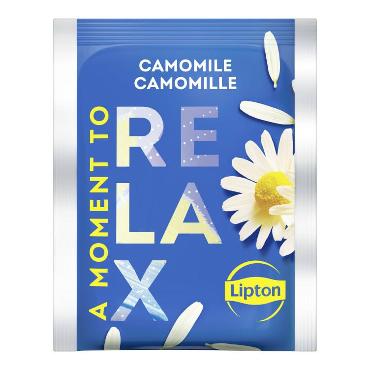 Bilde nr. 2 av 2 - Camomile urtete 25ps Lipton