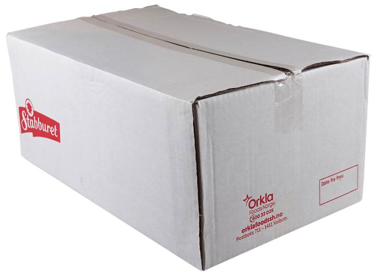 Bilde nr. 1 av 2 - Stabburet Pizzabunn m/saus&ost gastronorm  1,2 kg