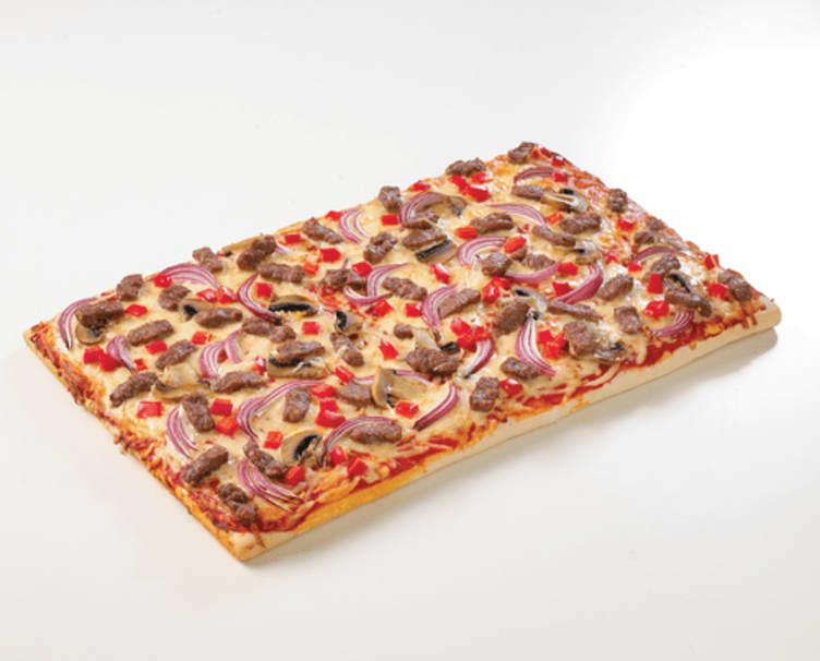 Bilde nr. 2 av 2 - Stabburet Pizzabunn m/saus&ost gastronorm  1,2 kg