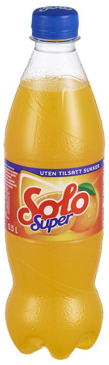 Bilde av SOLO SUPER 0,5L FL