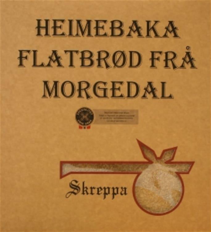 Bilde av FLATBRØD 250G SKREPPA