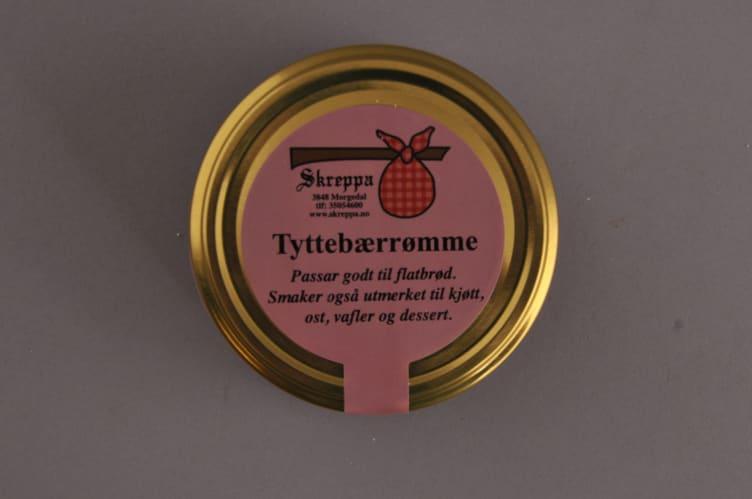 Bilde av TYTTEBÆRRØMME 175ML SKREPPA