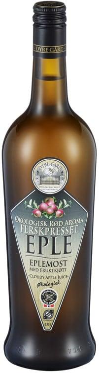 Bilde nr. 1 av 2 - EPLEMOST ØKOLOGISK 0,75L FL DYRE GÅRD