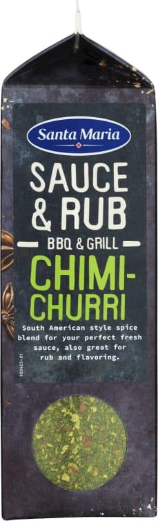 Bilde nr. 1 av 2 - BBQ SAUCE&RUB MIX CHIMICHURRI 1KG ST. MA