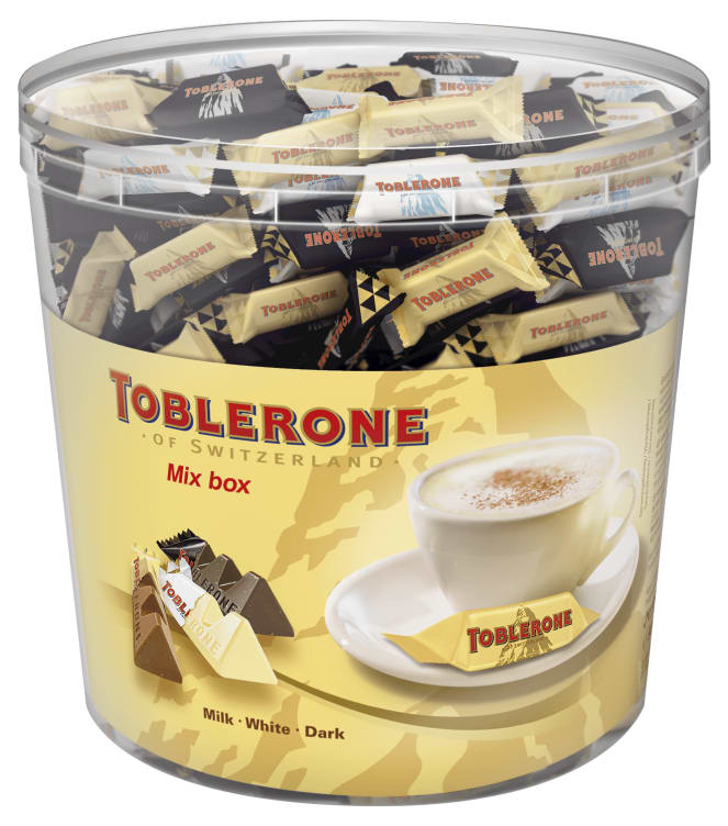 Bilde av TOBLERONE TINY MIX 904G