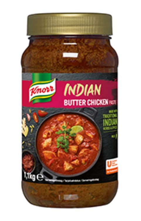 Bilde av PASTE BUTTER CHICKEN 1,1KG KNORR