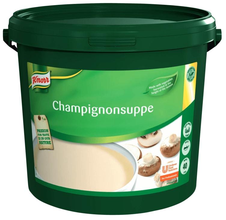 Bilde av Champignonsuppe pasta 40L Knorr