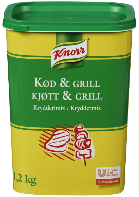 Bilde av Kjøtt & Grill krydder 1,2kg Knorr