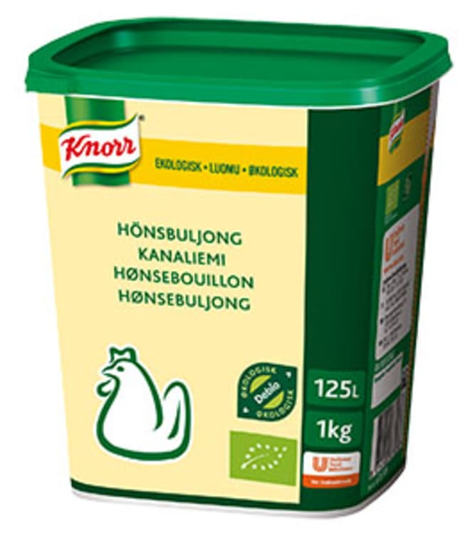 Bilde av HØNSEBULJONG ØKOL 1KG KNORR