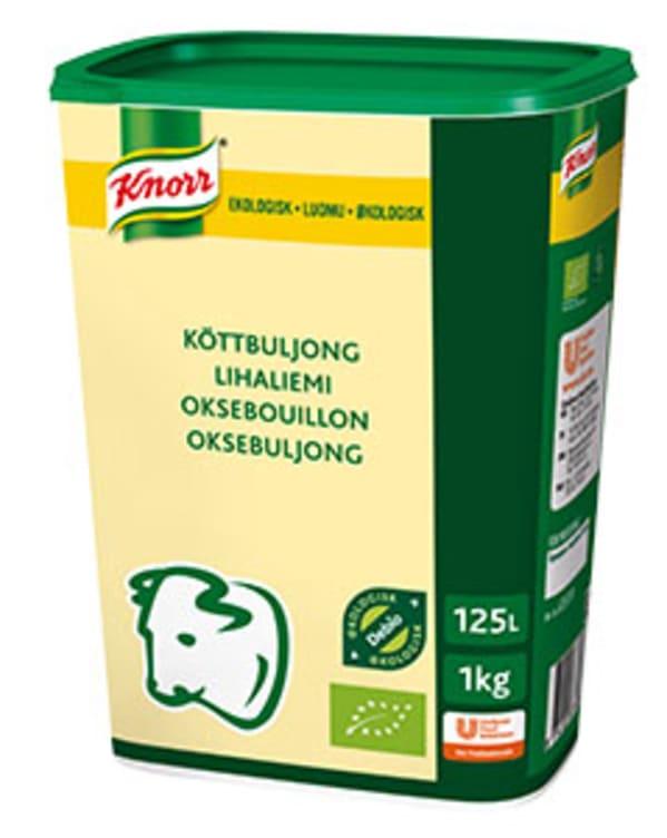 Bilde av OKSEBULJONG ØKOL 1KG KNORR