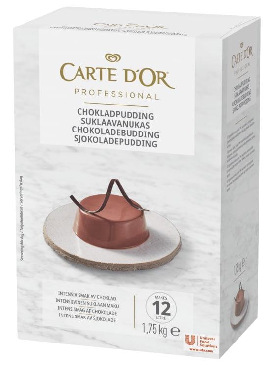 Bilde av Sjokoladepudding pulver 12L Carte d'Or